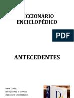 Diccionario enciclopédico lexicológico.pptx