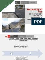 D LEG 1192 - CORRECCIONES FINALES 15 02 - LISTO.ppt