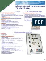 d00003B Platines Pneumatiques Didaflex Parker