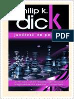 Philip K. Dick - Jucatorii de Pe Titan