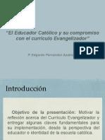 Directivos y Educadores Catolicos
