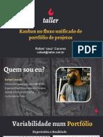 agilebrazilkanbannofluxounificadodeportfoliodeprojetos-161110172420