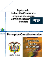 1. Principios y Valores, Derechos, Deberes y Obligaciones