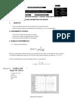 Cálculo Para El Plan de Bobinado