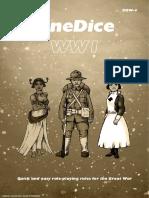 OneDice_WW1