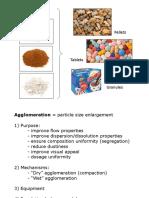Size Enlargement- Particle Technology