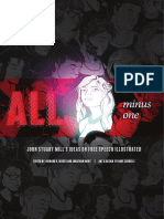 All Minus One - John Stuart Mills Ideas on Free Speech Illustrated