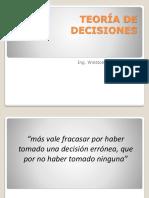 Teorema de decisiones