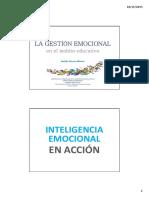 Inteligencia Emocional en Acción