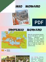 Imperio Romano Exposicion