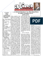 Datina - Weekend - ediție națională - 24-25.08.2019 - prima pagină
