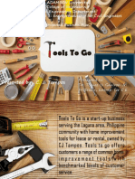 Tools to Go