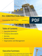 P.H. CONSTRUCTION FIRM