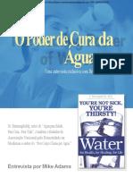 A cura da água
