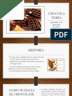 chocolatería