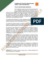 0 Proyecto de Reglamento de Tatuajes Perforaciones Expansiones y p.s Consulta Pública 10.08.18