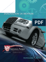 2016 SPE Auto Innovation Awards Highlights