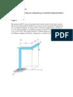Problemas para la práctica 3 mecánica de sólidos 2 espol