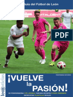 Guia Del Futbol de Leon 2019