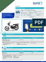 Cotizacion Moto Honda
