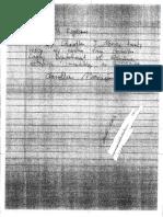 Chandler Morris resignation letter