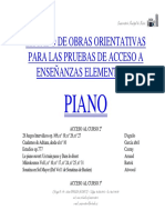 Propuesta piano elemental