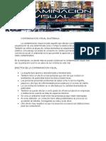 Contaminacion Visual Guatemala