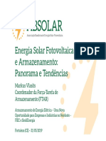 2019.05.31 ABSOLAR - Energia Solar Fotovoltaica - Markus Vlasits