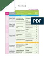 Dosificación Mtematicas 2.docx