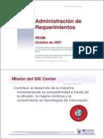 Consultoria CMMI REQM 071023 2 Slides