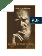 Chesterton Gilbert K - George Bernard Shaw