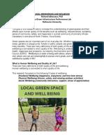 Green Communities - Preston