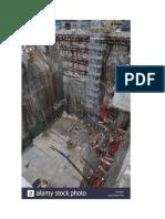 Large Underground Station Construction