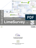 limesurvey-guideutilisation