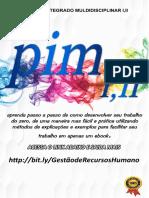 PIM- 1 E 2 - Projeto Integrado Multidisciplinar