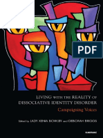 Bowlby, Lady Xenia_ Briggs, Deborah - Living With the Reality of Dissociative Identity Disorder _ Campaigning Voices-Karnac (2014)
