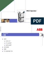 IRC5 OP Backup Restore Presentation RevA