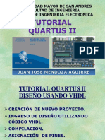 Tutorial QuartusII CV