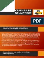 Compactadora de Neumaticos