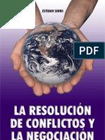 La Resolucion de Conflictos