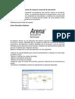 Investigacion 1.5 Catalogos de Software de Simulación