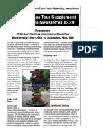 2019 Tennessee Newsletter 339 Supplement