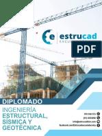 Diplomado_INGENIERIA Estructural Sismica y Geotecnica