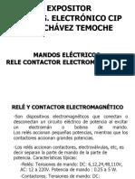 21 Diap Mandos Electricos Rele y Rele Electromagnetico