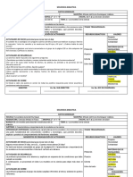 Secuencia Didactica Fisica Bloque III