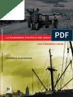 La Economia Politica Del Banco Mundial Michele Alacevich