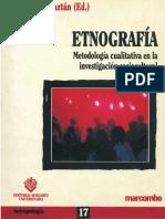 1995 Observación Participante Aguirre