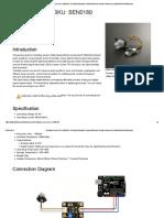 sensor turbiedad