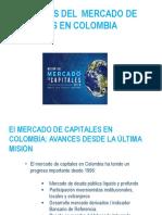 Los Retos Del Mercado de Capitales en Colombia