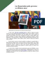 7 Ditaduras Financiadas Pelo Governo Brasileiro Nos Últimos Anos